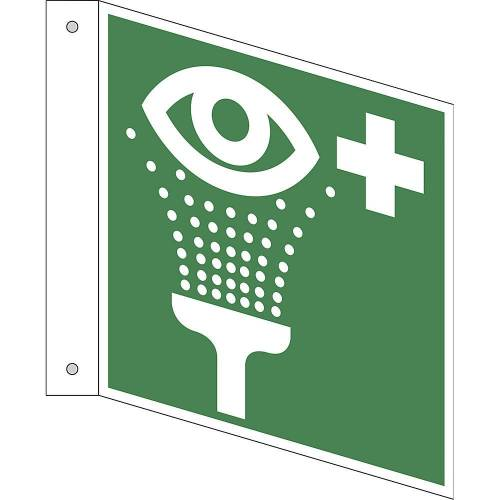 Reddingsbord, voorziening om ogen te spoelen, VE = 10 stuks