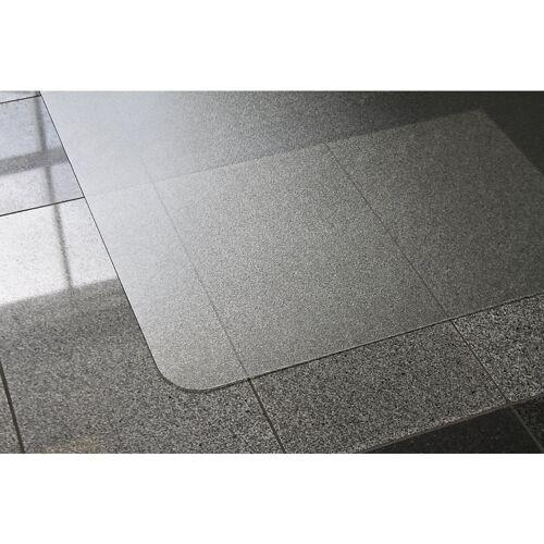Vloerbeschermingsmat van PET, voor gladde en harde vloeren