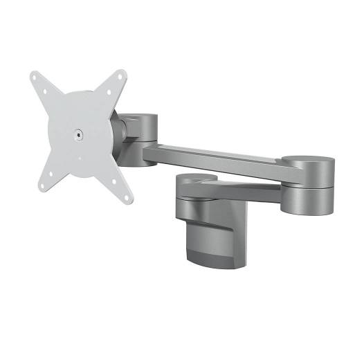 Dataflex Monitorarm VIEWLITE, voor wandmontage, twee stabilisatoren Dataflex