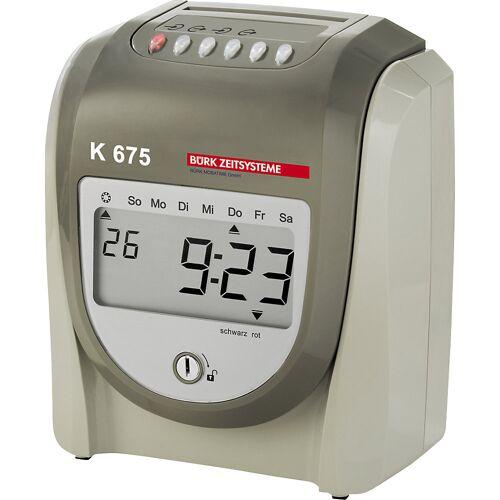 Tijdregistratieapparaat K 675, voor max. 100 personen