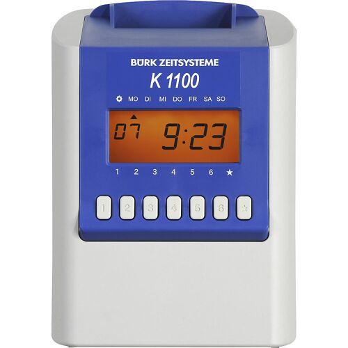Tijdregistratieapparaat K 1100, h x b x d = 244 x 175 x 132 mm