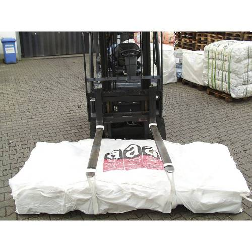 PP-platen-Big-Bag, l x b x h = 2600 x 1250 x 300 mm