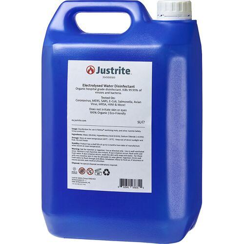 Desinfecteermiddel, geëlektrolyseerd water