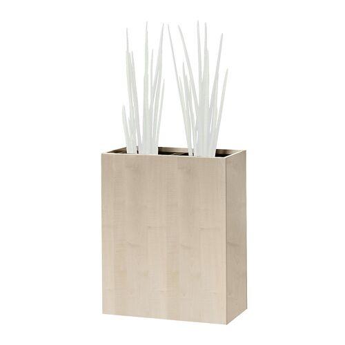 Plantenbak, heuphoog, voor 2 planten
