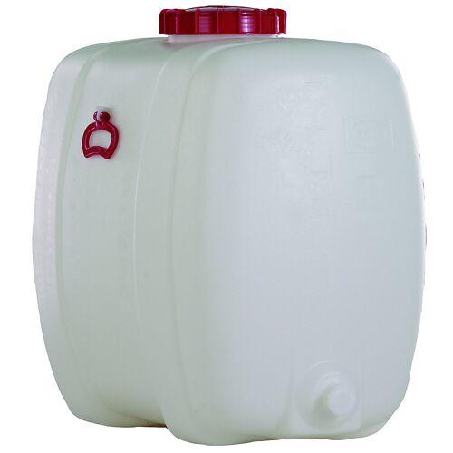 Ruimtebesparende tank, inhoud 300 liter