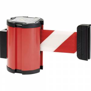 Bandcassette, uittreklengte max. 3000 mm