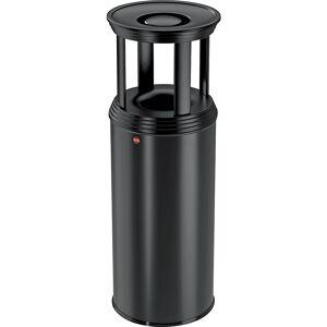 Hailo Veiligheidscombi-asbak ProfiLine Combi, inhoud 45 l, h x Ø = 920 x 330 mm Hailo