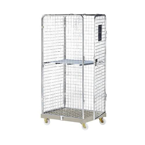Rolcontainer SAFE, h x b x d = 1800 x 720 x 810 mm