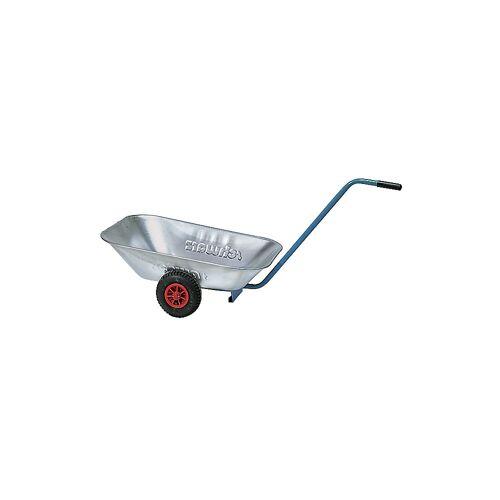 Transportbak, rubberen luchtbanden 200 x 50 mm