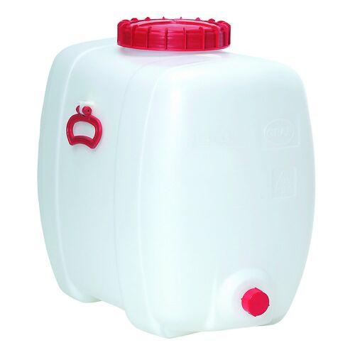 Ruimtebesparende tank, inhoud 150 liter