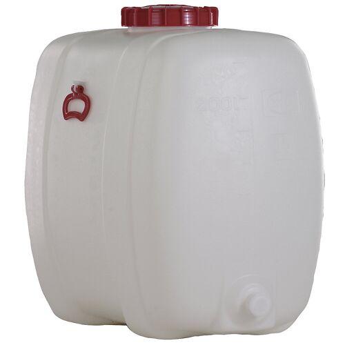 Ruimtebesparende tank, inhoud 200 liter