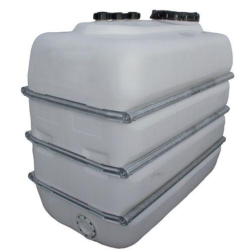 Ruimtebesparende tank, inhoud 2500 liter