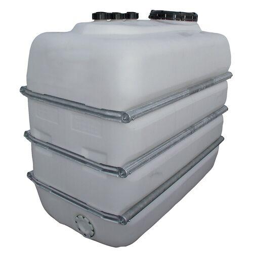 Ruimtebesparende tank, inhoud 3000 liter