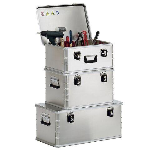 ZARGES Aluminium combi-box, set met 4 boxen ZARGES