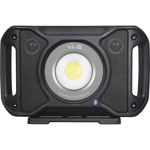 LED-werkplaatslamp, met Bluetooth-luidspreker