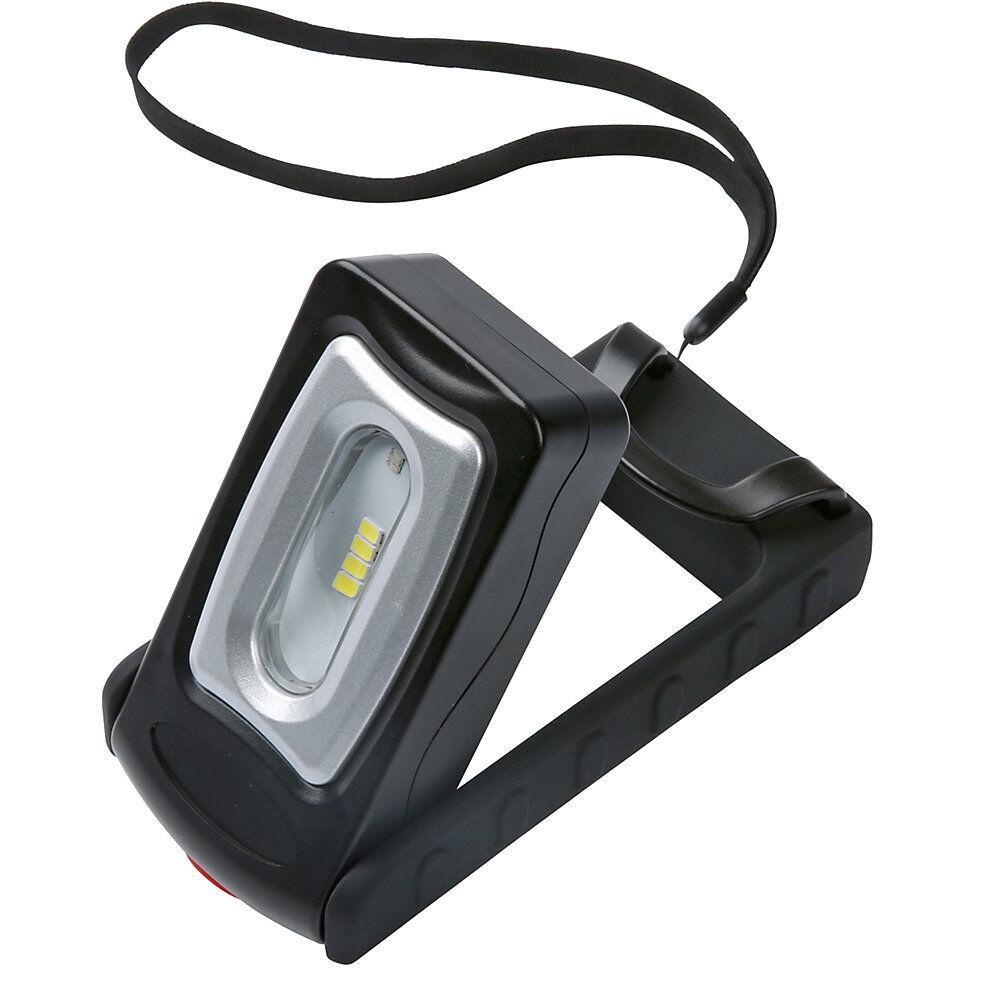 LED-zaklamp, kunststofbehuizing