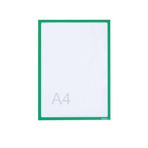 Klevende infohoezen, A4, b x h = 225 x 312 mm