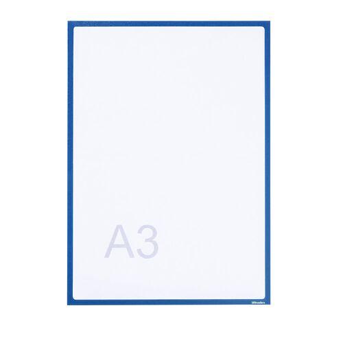Klevende infohoezen, A3, b x h = 312 x 435 mm