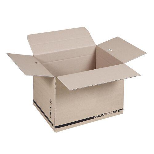 Professionele boxen, van enkelgolfkarton, FEFCO 0701