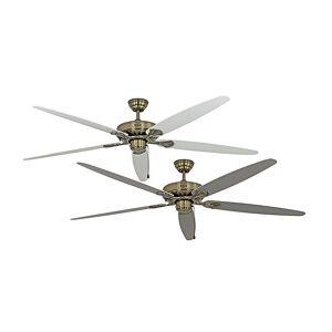 Plafondventilator CLASSIC ROYAL, propellerblad-Ø 1800 mm