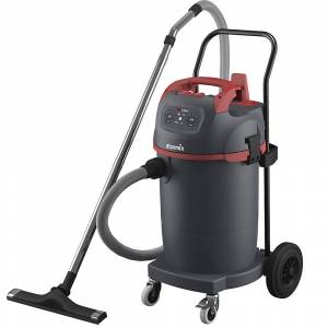 starmix Stof-/waterzuiger voor professionele reiniging met professionele toebehoren, opvangvolume 45 l, rijbeugel starmix
