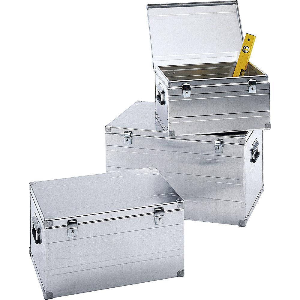 ZARGES Aluminium transportbox, 3...
