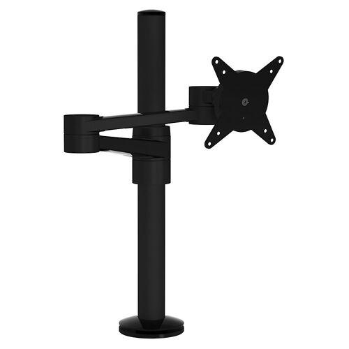 Dataflex Monitorarm VIEWLITE, in hoogte verstelbaar, twee stabilisatoren Dataflex