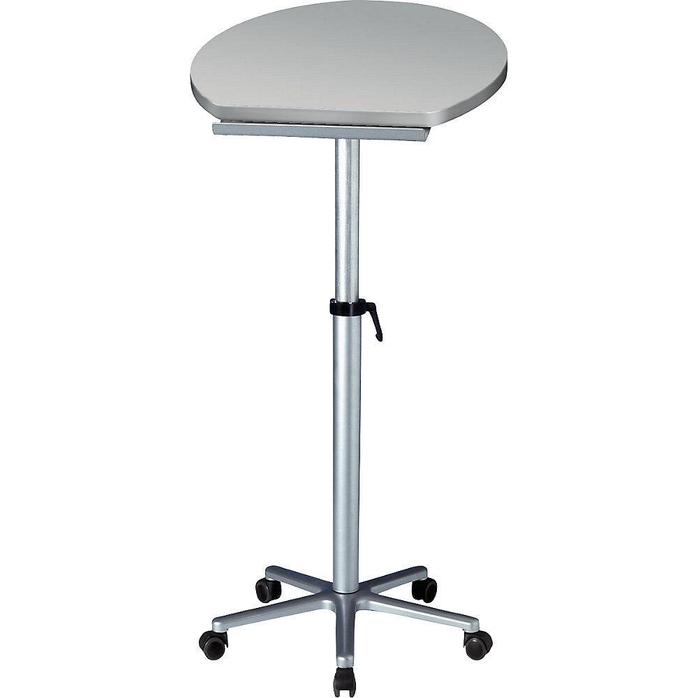 MAUL Lessenaar, ergonomisch, b x d = 600 x 520 mm, in hoogte verstelbaar MAUL