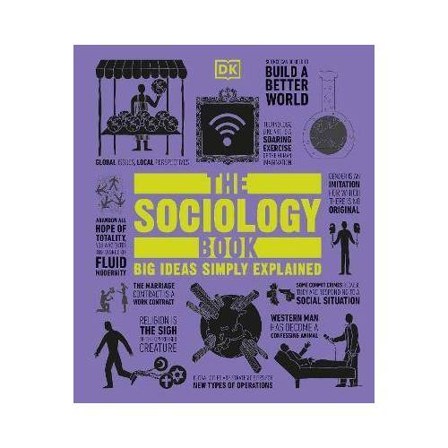 The Sociology Book by Chris Yuill