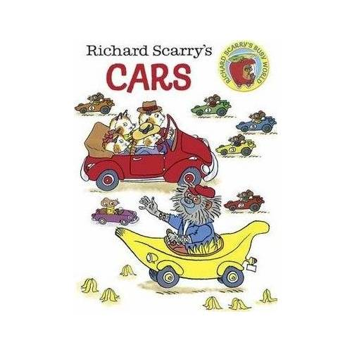 Richard Scarry's Cars by Richard Scarry