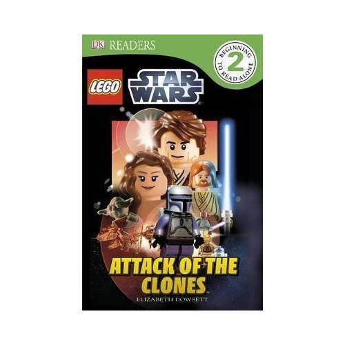 DK Readers L2: LEGO Star Wars: Attack of the by Elizabeth Dowsett