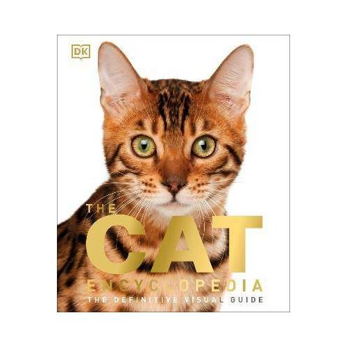 The Cat Encyclopedia by DK