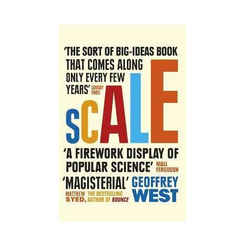 Scale by Geoffrey West
