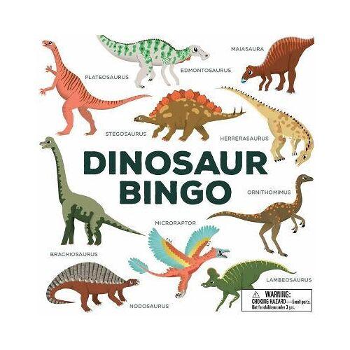 Dinosaur Bingo by Caroline Selmes