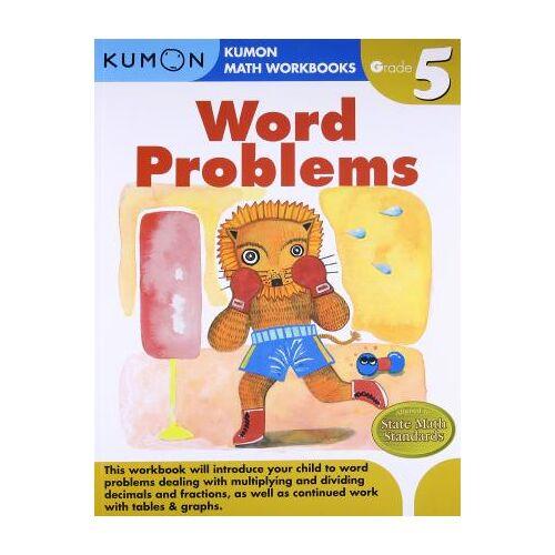 Grade 5 Word Problems by Eno Sarris