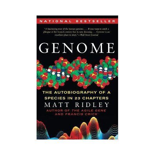 Genome by Matt Ridley