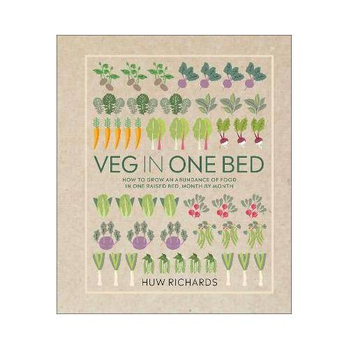 Veg in One Bed by Huw Richards