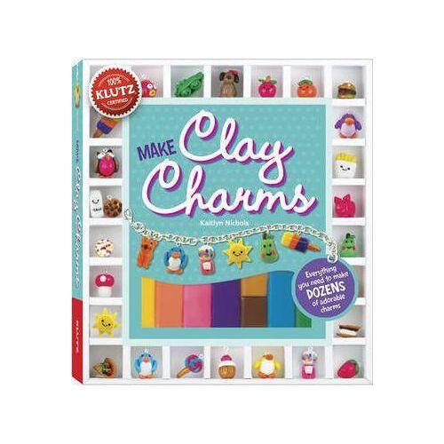Make Clay Charms Sgl by April Chorba