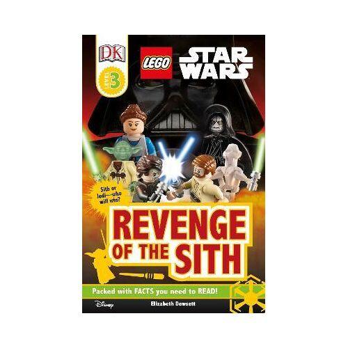 DK Readers L3: LEGO Star Wars: Revenge of the by Elizabeth Dowsett
