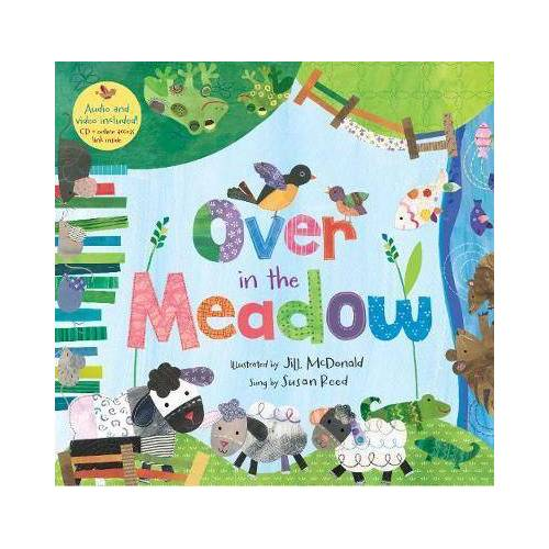 Over in the Meadow by Barefoot Books