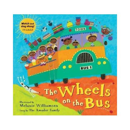 Wheels on the Bus by Barefoot Books