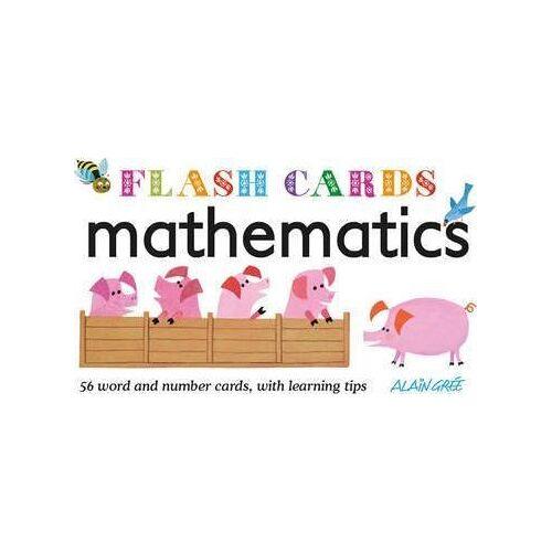 Flash Cards: Mathematics by Alain Gree