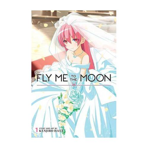 Fly Me to the Moon, Vol. 1 by Kenjiro Hata