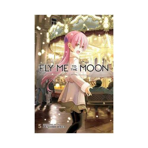 Fly Me to the Moon, Vol. 5 by Kenjiro Hata