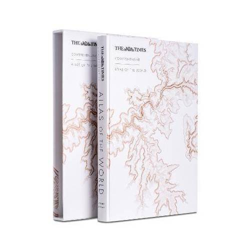 The Times Comprehensive Atlas of the World by Times Atlases