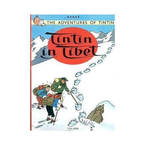 Tintin in Tibet by Herg e