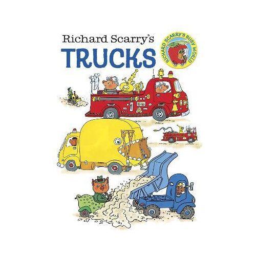 Richard Scarry's Trucks by Richard Scarry