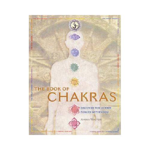 Book of Chakras by Wauters