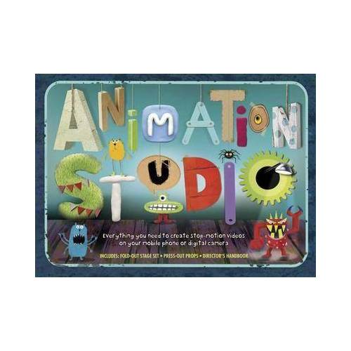 Animation Studio by Helen Piercy