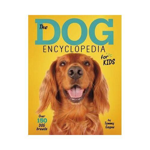 Dog Encyclopedia for Kids by Tammy   Gagne